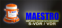 SELMA MAESTRO S-VDR/VDR - Ship Electric Marine Automation MAESTRO Simplified / Voyage Data Recorder Home