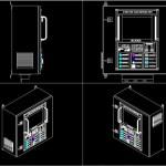 SELMA MAESTRO S-VDR/VDR - Main Control Panel Unit